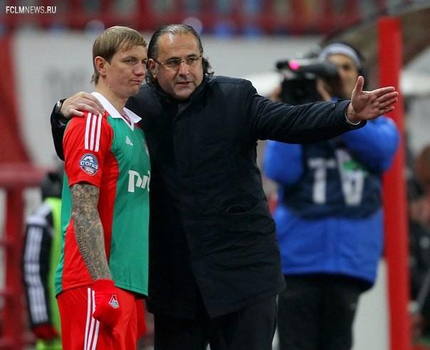 Божович: ситуацию расцениваю неплохо, «Локомотив» будет биться до конца