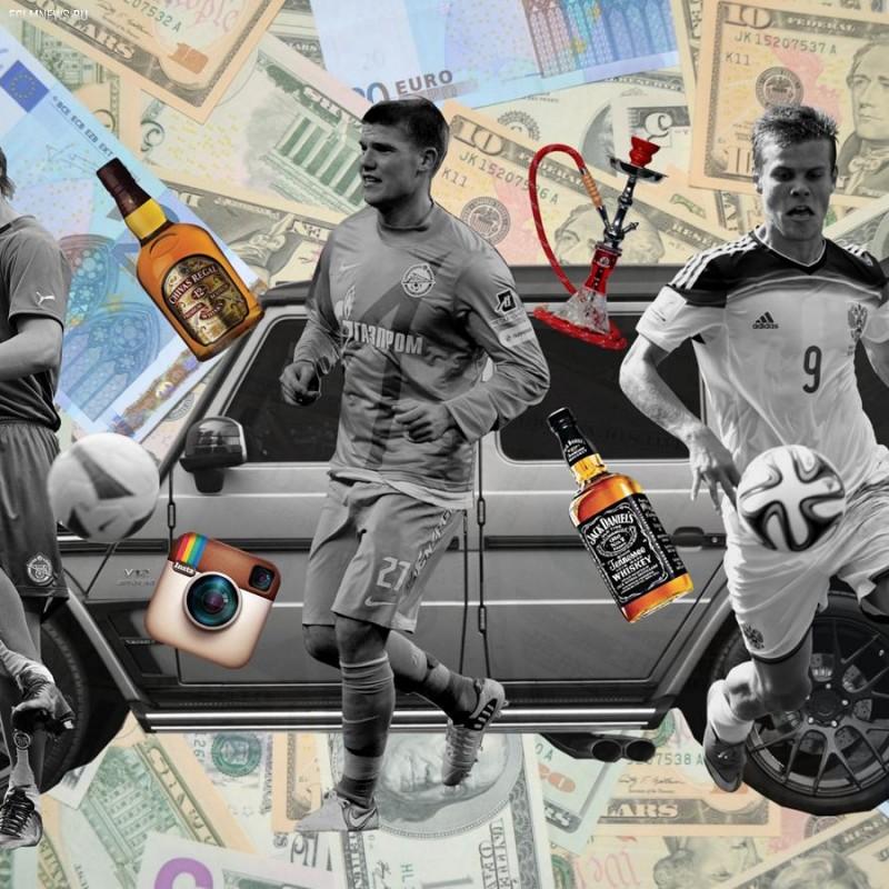 7 причин не становиться русским футболистом