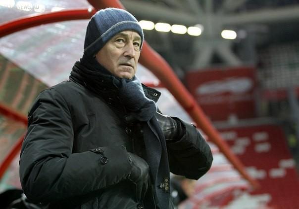 Муслин отправлен в отставку с поста главного тренера «Амкара»