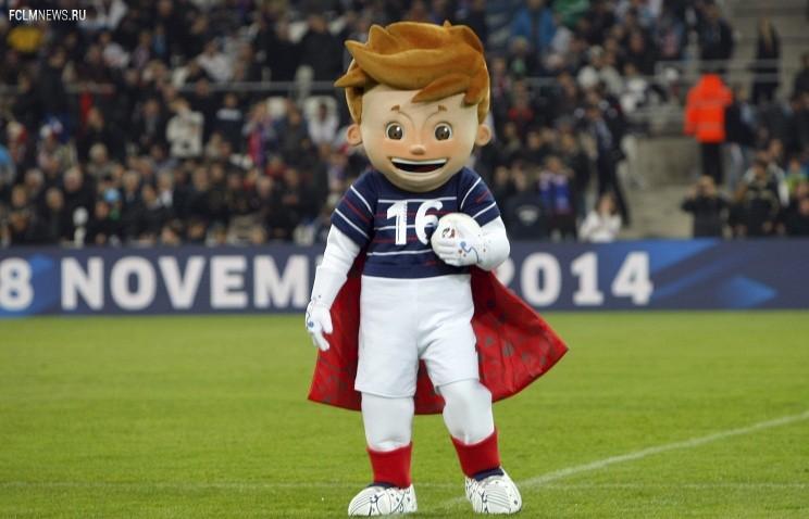 официальный талисман Евро-2016