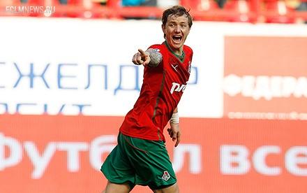 Сегодня нападающему «Локомотива» Роману Павлюченко исполняется 33 года!