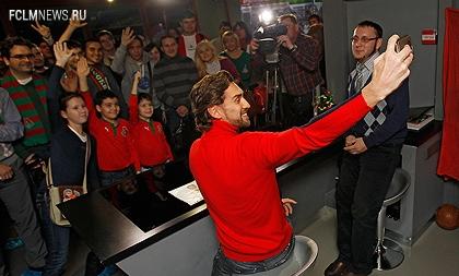 Руслан Нигматуллин: «Тиролю» нужен был второй гол, пришлось тащить все подряд»