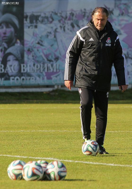 Вопрос дня. Кто лучший тренер 2014 года в России?