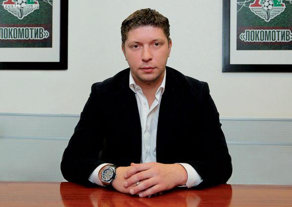 """Кирилл Котов: """"Локомотив"""" выглядел достойно"""