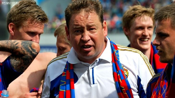 Итоги года: Лучший тренер РФПЛ-2014