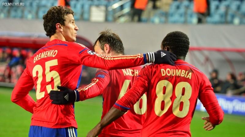 Итоги года: Лучший российский клуб-2014