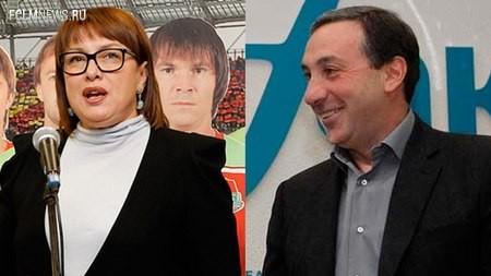 Смородская и Гинер — президенты-антиподы