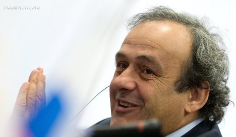 Глава УЕФА Платини настаивает на введении белых карточек в футболе