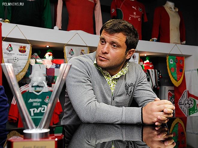 Касаев: почему бы не побороться за чемпионство? ЦСКА же смог