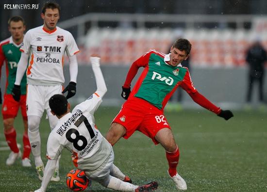 «Локомотив» - «Урал» 1:2