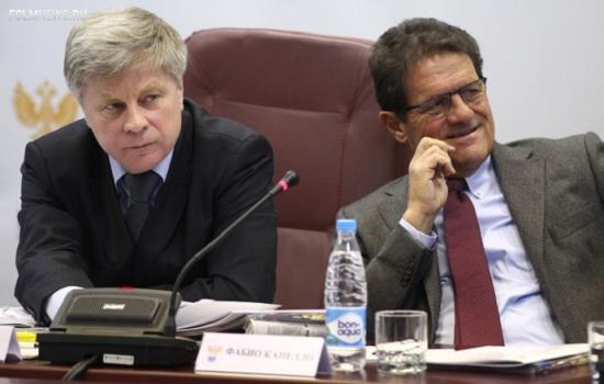 Толстых может быть уволен, если не выплатит зарплату Фабио Капелло