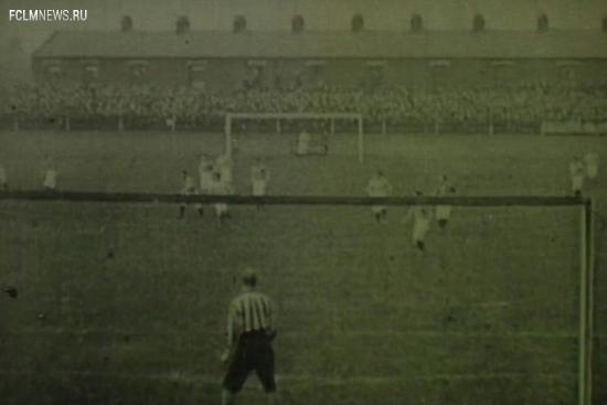 В Интернете появилось старейшее футбольное видео