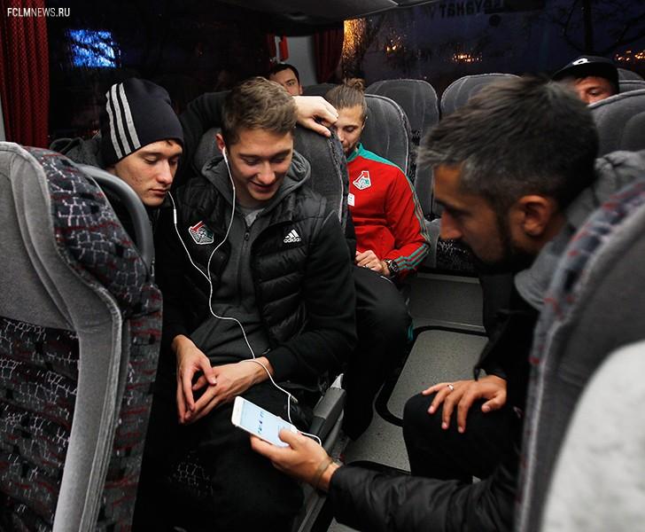 «Локомотив» проводит сбор в Турции