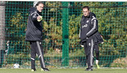 Миодраг Божович: Тарасов и Логашов восстановятся - это и будет усиление для «Локомотива»
