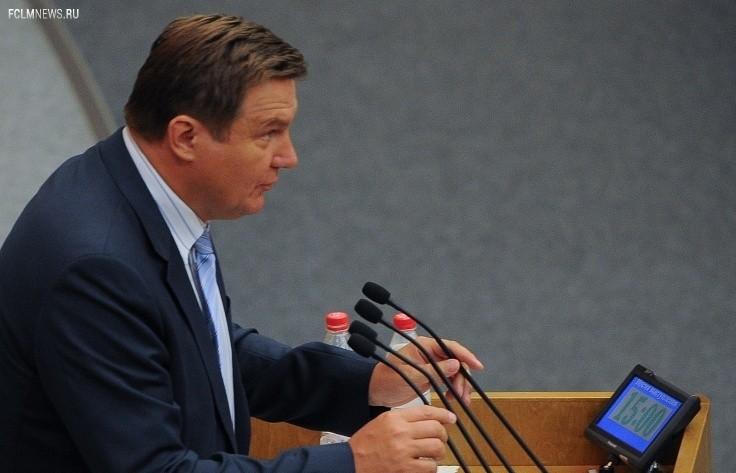 Игорь Ананских: закон о лимите на легионеров в российском спорте будет принят весной