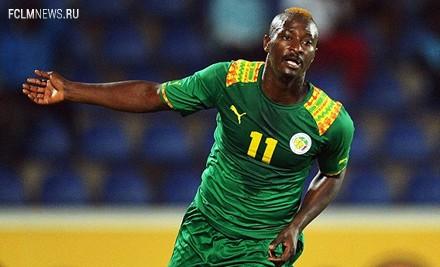 Н'Дойе отметился дублем в товарищеской игре Сенегала (+видео)