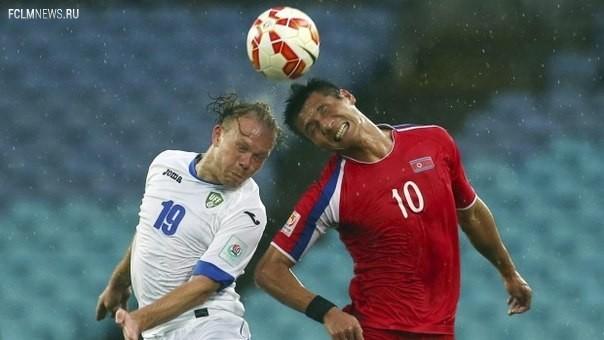 Узбекистан победил Саудовскую Аравию и вышел в плей-офф Кубка Азии