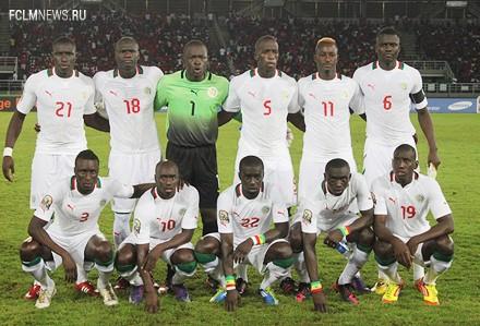 Нападающий «Локомотива» Н'Дойе в стартовом составе Сенегала
