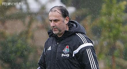Миодраг Божович: «Первые 2 матча нужно провести с командами ниже уровнем»