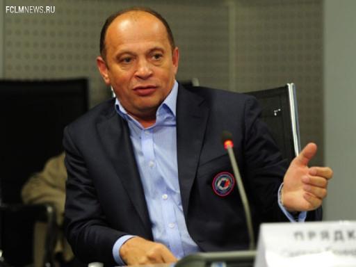 Президент РФПЛ Сергей Прядкин: Или фиксация курса, или оплата в рублях