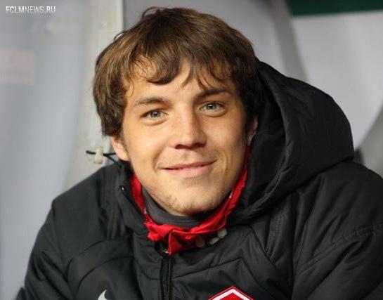 Дзюба продлил контракт со «Спартаком»