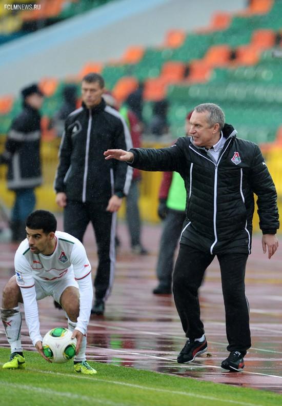 Почему Буссуфа не плеймейкер для «Локомотива»