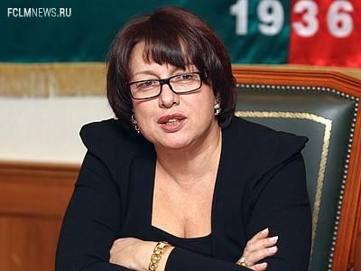 Ольга Смородская: Борьба с матом на трибунах – одна из ключевых тем