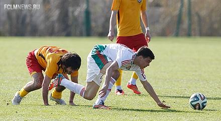 Саммари матча «молодежки»