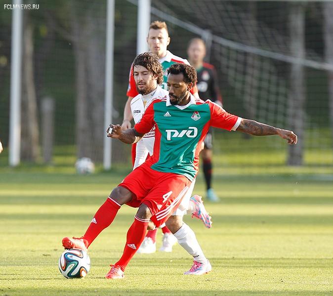 «Локомотив» - «Улисс» 4:0