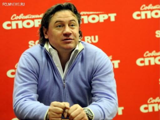 Андрей Канчельскис Источник: Sovsport.ru