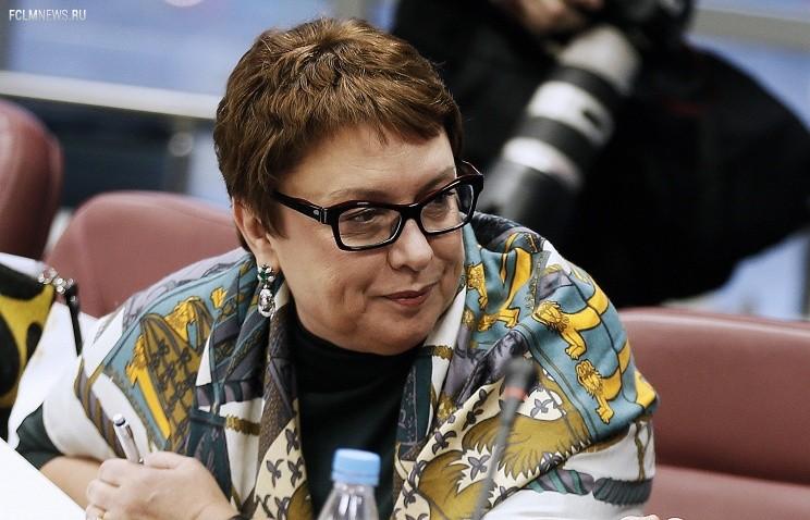 Смородская: клубы решили поддержать финансирование массового футбола налогом на легионеров