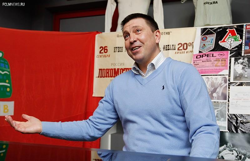 Харлачев может возглавить «Локомотив-2»