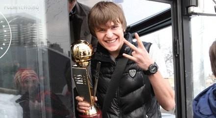 Виталий Лысцов на правах аренды перешел в «Бенфику»