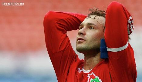 Дмитрий Сычев утратил навыки форварда, увлекшись атлетизмом - Семин