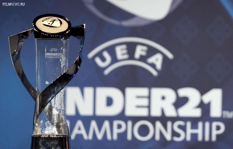 Молодежная сборная России по футболу сыграет с Германией в отборе на Евро-2017