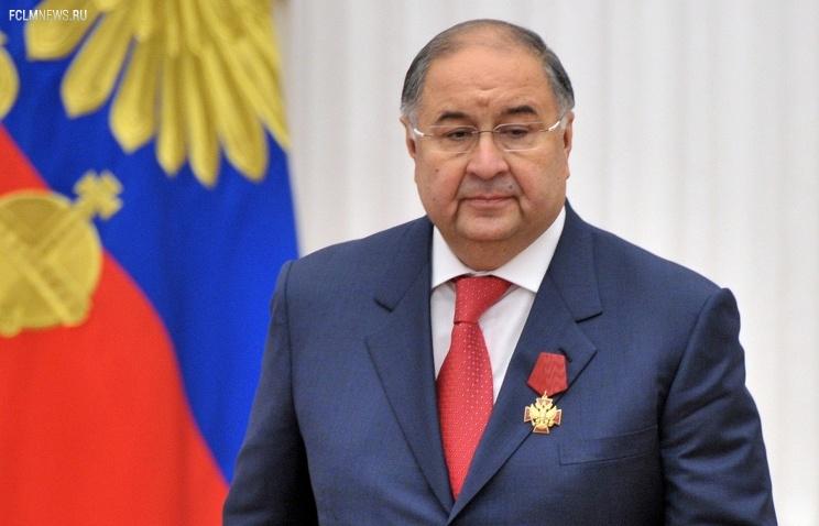 Алишер Усманов предоставит РФС займ для погашения задолженности перед Фабио Капелло