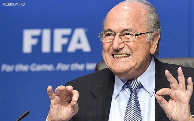 "Деннис Лахтер: ""В ФИФА затеяли охоту на ведьм"""