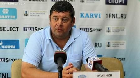 Игорь Чугайнов: Молодые футболисты развращены деньгами