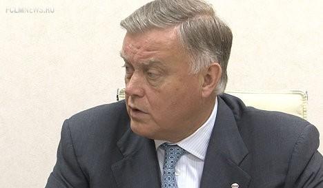 """РЖД в 2015 г сократили поддержку ФК и ХК """"Локомотив"""" на 20% - Якунин"""