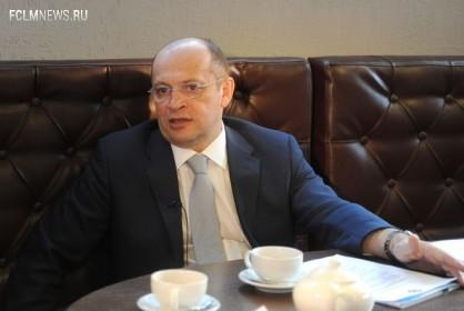 Сергей Прядкин: «Будем убеждать Мутко сохранить наш лимит»