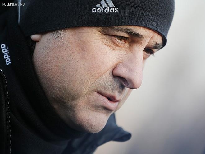 Божович: хочу, чтобы «Локомотив» играл страстно