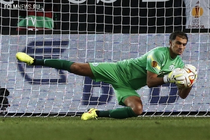 «Динамо» сыграло вничью с «Андерлехтом» в Лиге Европы