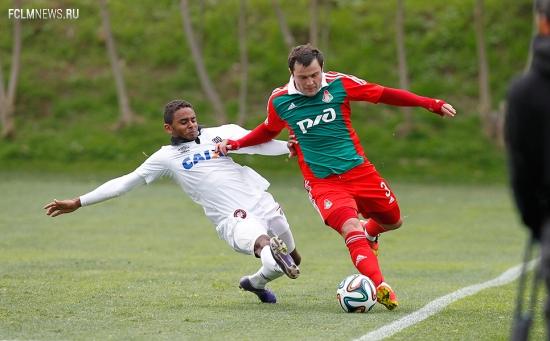 «Атлетико Паранаэнсе» - «Локомотив» 0:0