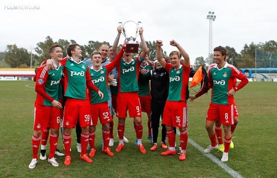 Победа в Marbella Cup!