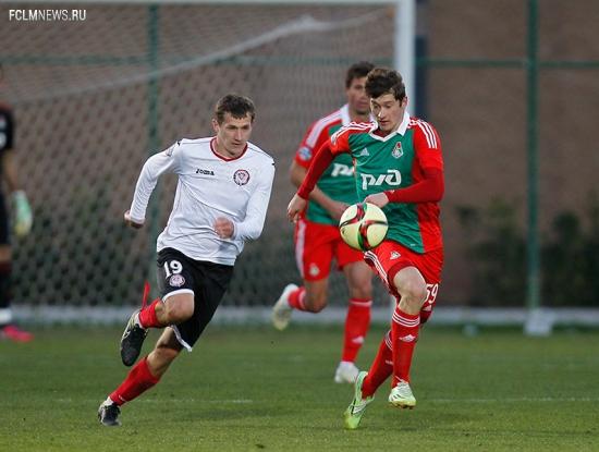 «Локомотив» - «Амкар» - 0:2