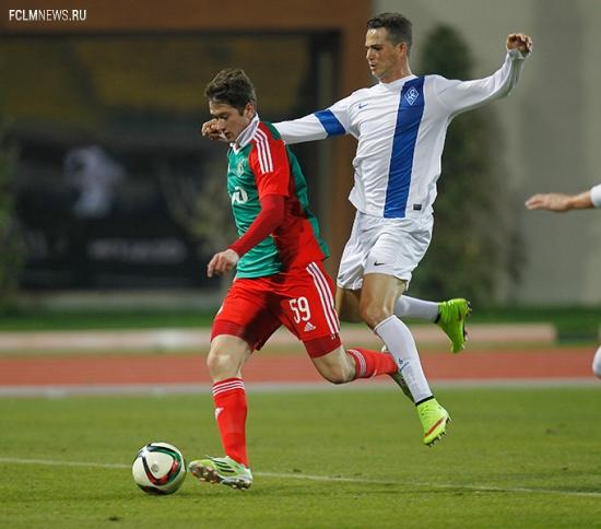 «Локомотив» - «Крылья Советов» - 1:0