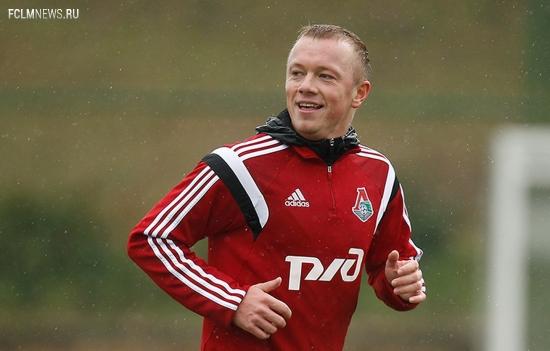 Ренат Янбаев: «Локомотив» готов на все сто процентов