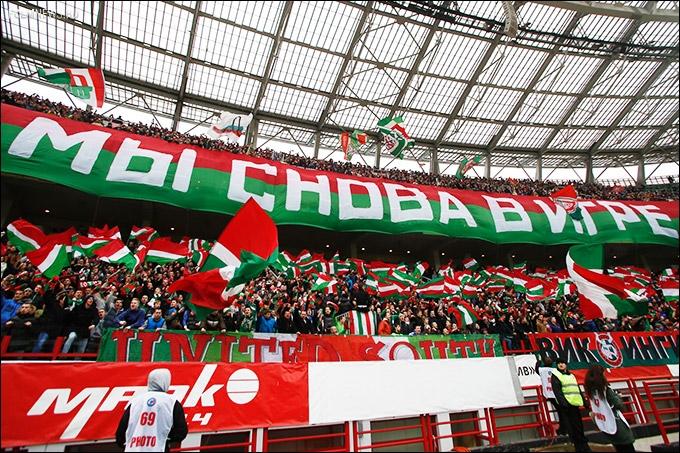 «Локомотив» вышел в полуфинал Кубка России впервые за восемь лет