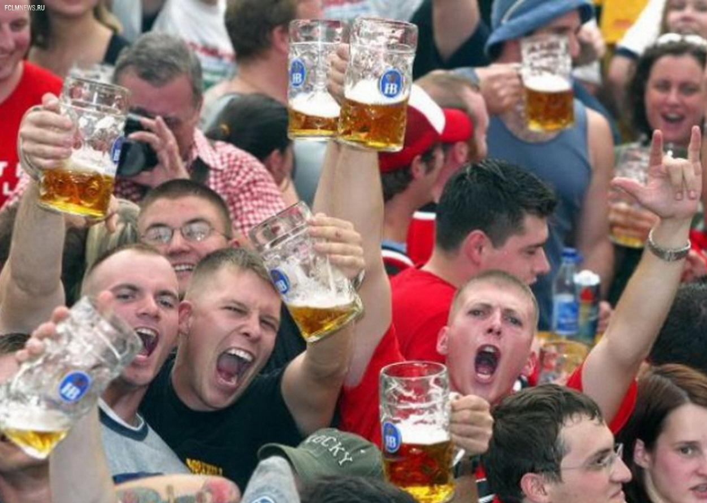 футбол картинки пиво