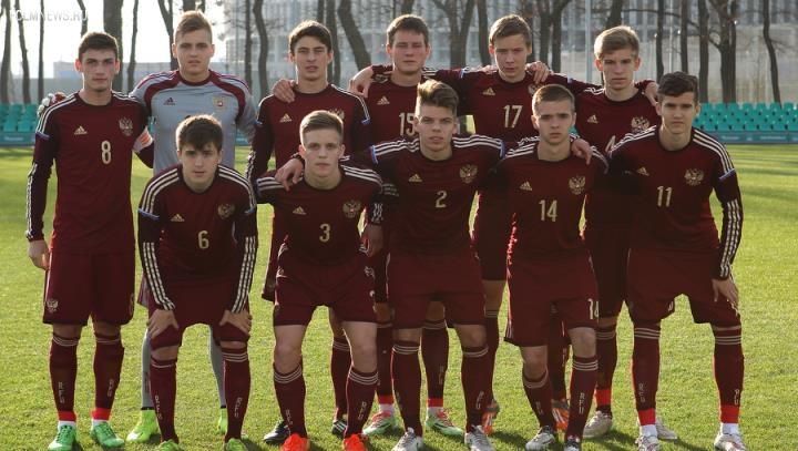 Определены 16 финалистов ЕВРО-2015 (U-17)